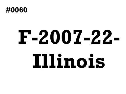 F0722IL-60